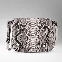 Gete echt python haut frauen tasche vintage kleine taschen aus echtem leder qualität mini frauen handtasche