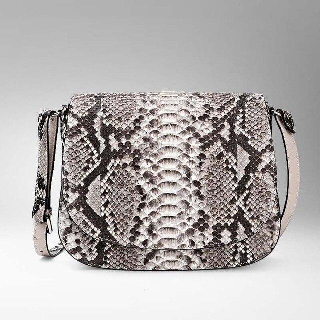 Gete vera pelle di pitone borsa vintage piccoli sacchetti di vera qualità  del cuoio mini borsa 2c54075d034