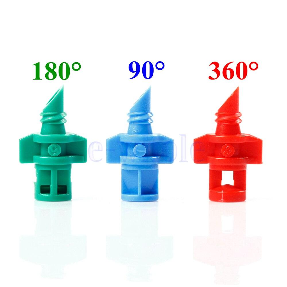 25x EZ Clone Sprayer Nozzle Jet Mister Cloning Machine Hydroponic 90°//180°//360°