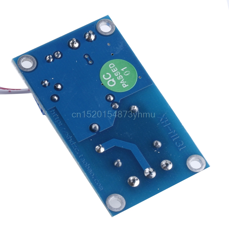 DC 12V Photoresistor Module Relay Light Detection Sensor Light Control Switch #L057# new hot dc 12v led display digital delay timer control switch module plc automation new