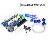 Clonato Duet 2 Wifi V1.04 Aggiornamenti Scheda del Controller Clonato DuetWifi Avanzata 32 bit Scheda Madre Per 3D CNC Stampante Macchina