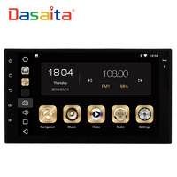 Dasaita 7 Android 8 0 Car GPS Radio Player For Two Din Universal With Octa Core