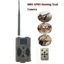 Alta Calidad SMS MMS GPRS Caza de La Cámara 12mp HD Scouting Cámara del Rastro 940nm IR LED Video Recorder