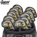 Ура! Пивные клюшки для гольфа  покрывала для гольфа  набор ковриков с вышивкой # 3-9PAS 10 шт./лот для мужчин и женщин