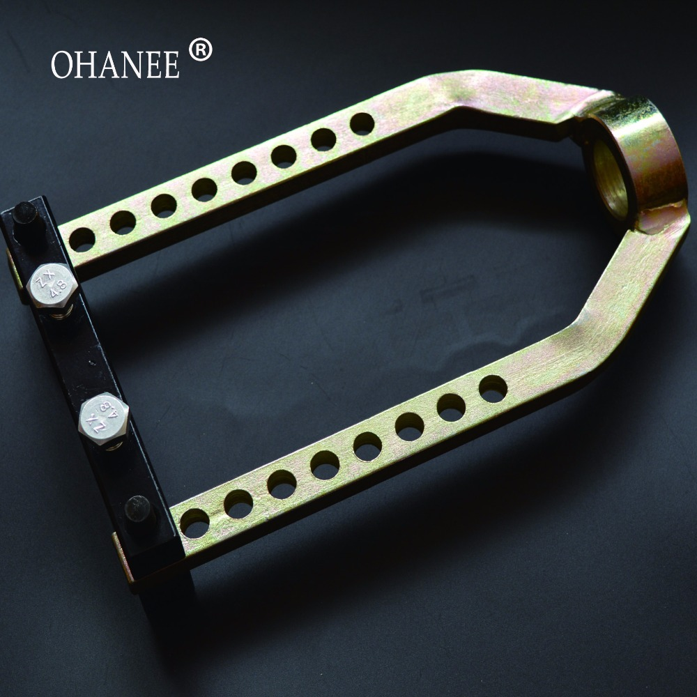 OHANEE Universal to all vehicles Portable Car Drive Shaft Mechanical repair for CVJ/CV Joint Removal Puller Tool 95mm Hardware цена 2017