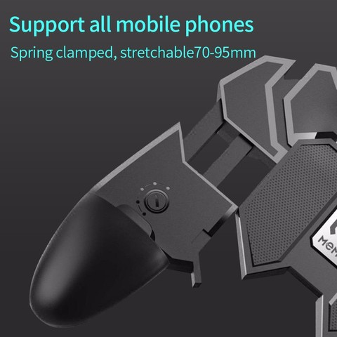 Ak66 Pubg Mobile Controller Gamepad Gaming Phone Pupg Triggers Free Fire Pugb Mobile Joystick Control For iOS Android Smartphone Karachi