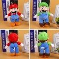 1 Шт. Плюшевые Super Mario Игрушки Мягкие Куклы Аксессуары Подарки Для Детей Малыша