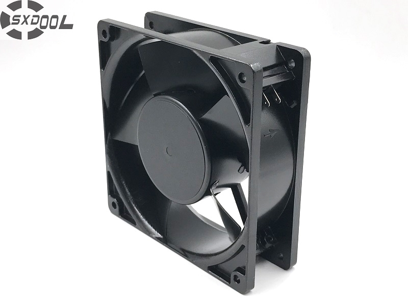 цены на SXDOOL cooling fan 120mm 220V 4E-230B 1238 230V axial flow industiral cooler 2700/3000RPM в интернет-магазинах