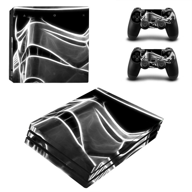 Star Wars Decal Skin Cover For Playstaion 4 Console PS4 Skin Stickers+2Pcs Controller Protective Skins For PS4 Pro Accessories 5