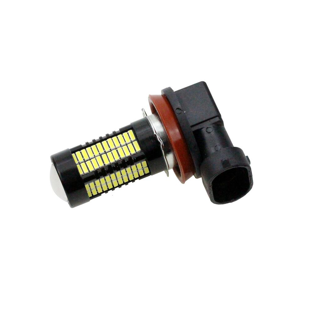 Image 3 - 2pcs H8 H11 Auto LED Fog Light Bright White 12V 108SMD 4014 55W LED HeadLight Bulb DRL Lamp For Motorcycle Car Accessories-in Car Fog Lamp from Automobiles & Motorcycles