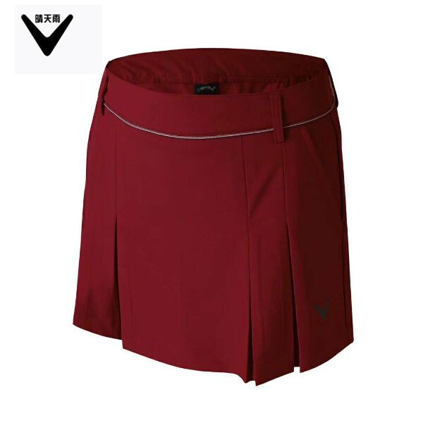 CAIIAWAV spring summer womens Golf Shorts breathable Quick-dry ladies golf slim Sports skirt Solid color Golf sportwear 25-33