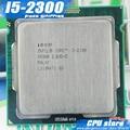 Free Shipping lntel I5 2300 CPU Processor Quad-Core(2.8Ghz /L3=6M/95W) Socket LGA 1155 Desktop CPU i5-2300 (working 100%)