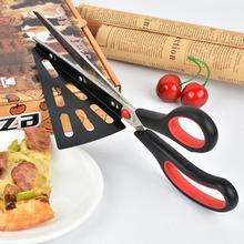 Edelstahl pizza schere cutter ersetzen ihre pizza cutter sharp schere können sie leicht geschmack dient heißer pizza