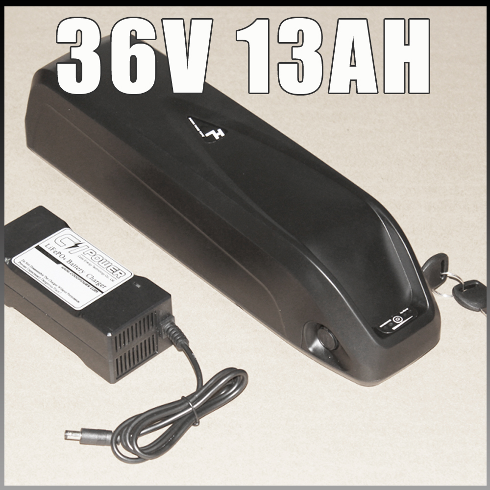 Batterie de vélo électrique 36 V 13AH