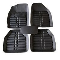 Universal car floor mats for peugeot 307 206 308 308S 407 207 406 408 301 508 5008 2008 3008 4008 RCZ auto accessories