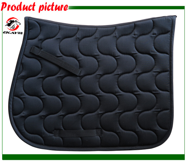 Top quality Hygroscopic Breathable Comfortable Saddle Pad Horse Racing Saddle Accessories