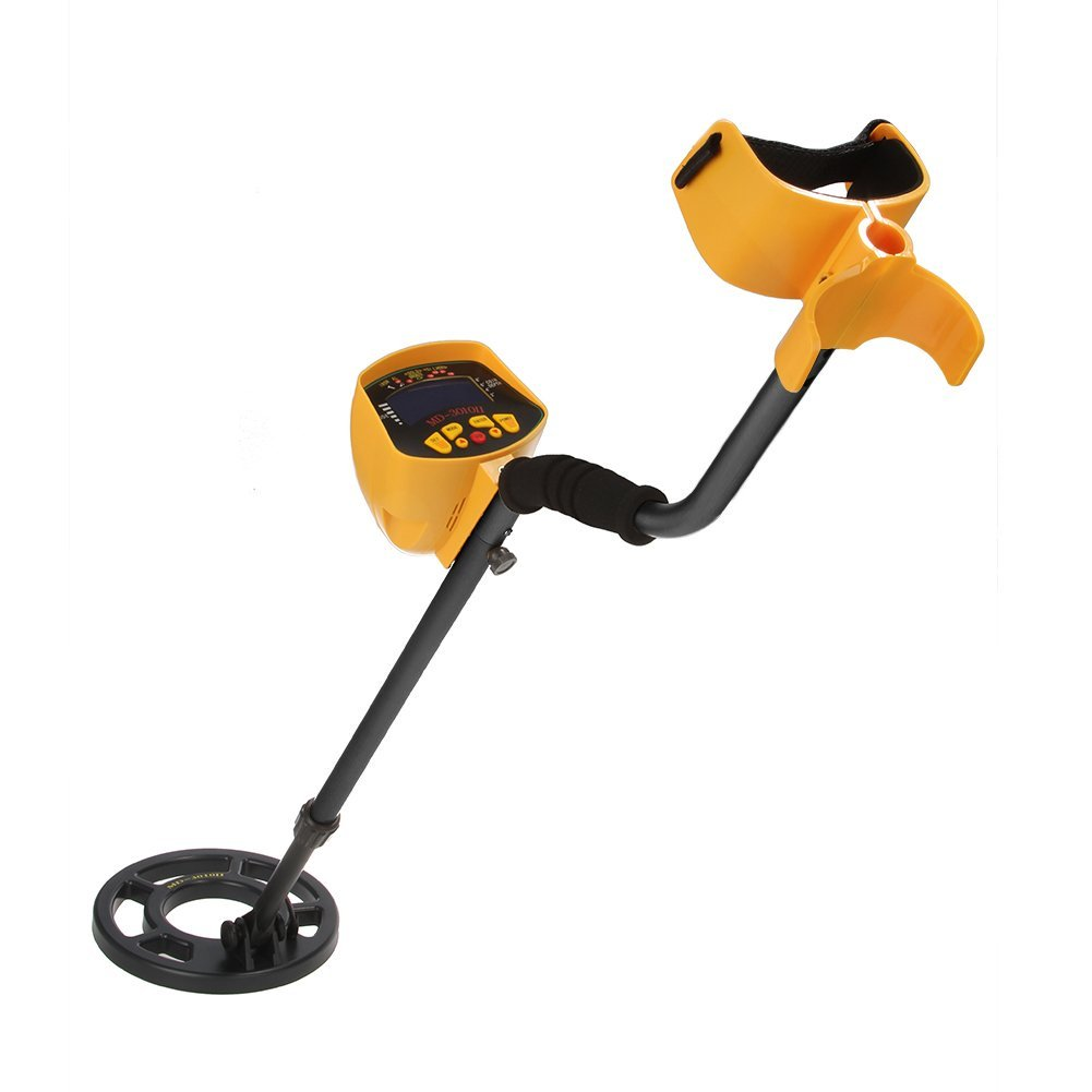 JFBL Durable Waterproof Underground Metal Detector Gold Digger Treasure Hunter Tracker