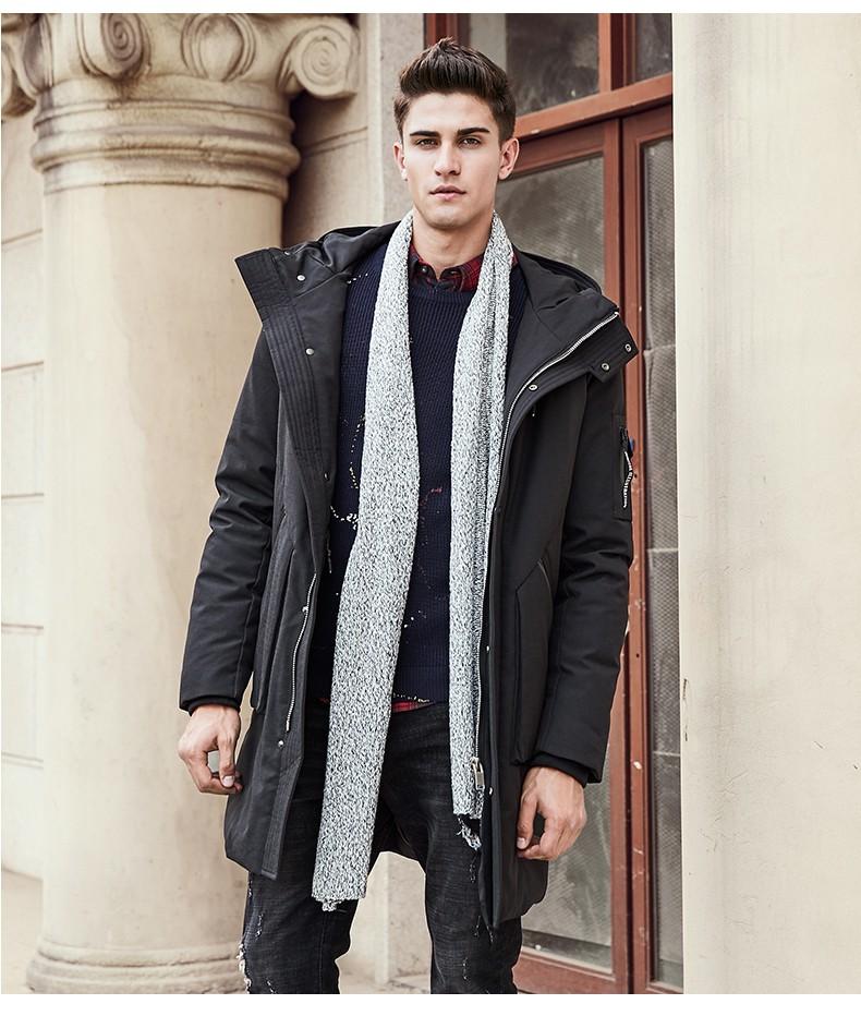 Jacket men winter