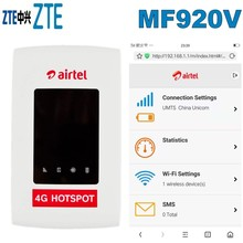 Free Shipping 4G LTE Router ZTE MF90 100M wifi router including 2pcs battery