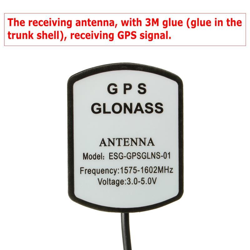 автомобиль GPS и телевизионные антенны усилители