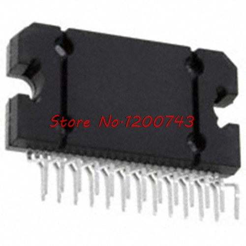 1pcs/lot TDA7850 ZIP <font><b>TDA7850A</b></font> ZIP-25 In Stock image