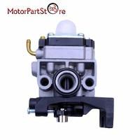 Carburetor Carb For Honda GX35 GrassTrimmer Engine HHT35 HHT35S 16100 Z0Z 034 Lawn Mower Brush Cutter