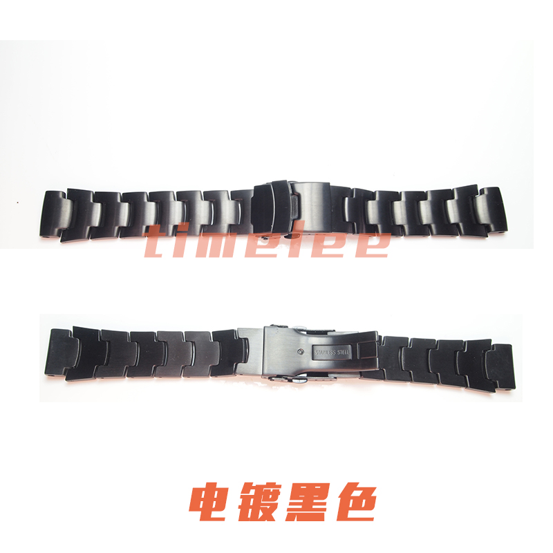 Image 5 - Stainless steel Strap  for CASIO PRG 250,PRG 510,PRW 3500,PRW 5000,PRG 260T,PAW 2500T Watch bands-in Watchbands from Watches