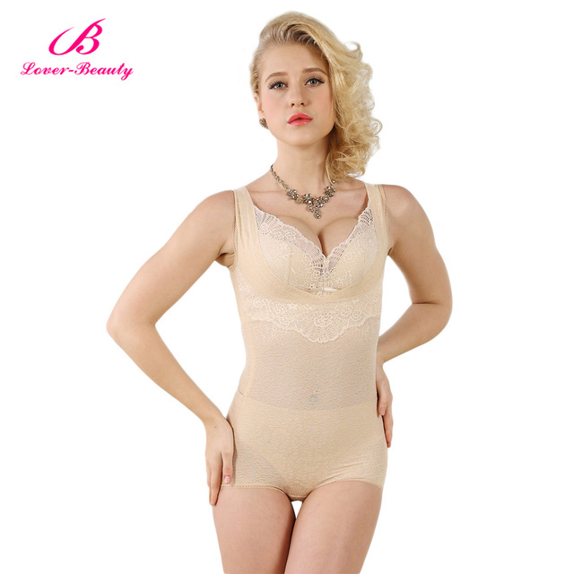 409bdfdc04 Lover Beauty Detachable Shapewear Tummy Suit Control Underbust Women Body  Shaper Slimming Underwear Vest Bodysuits Jumpsuit A