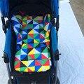 Nuevo estilo del bebé cojín del asiento de coche niño cesta cojín del asiento del bebé estera cochecito de bebé Buggy cojín del asiento sillas de paseo estera Puset Minderi
