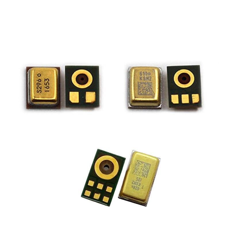 2pcs New Mic Speaker Microphone For iPhone 4 4S 5 5S SE 5C 7 6 6G 6S 6 Plus 7 Plus 6S Plus 8 Plus X Ten Repair Replacement Parts