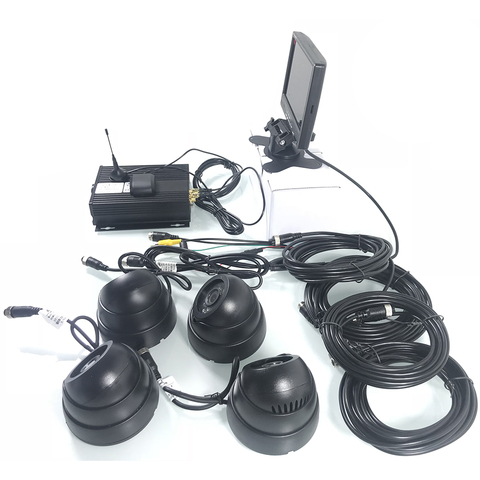 4 channel coaxial ahd hd cartao sd host