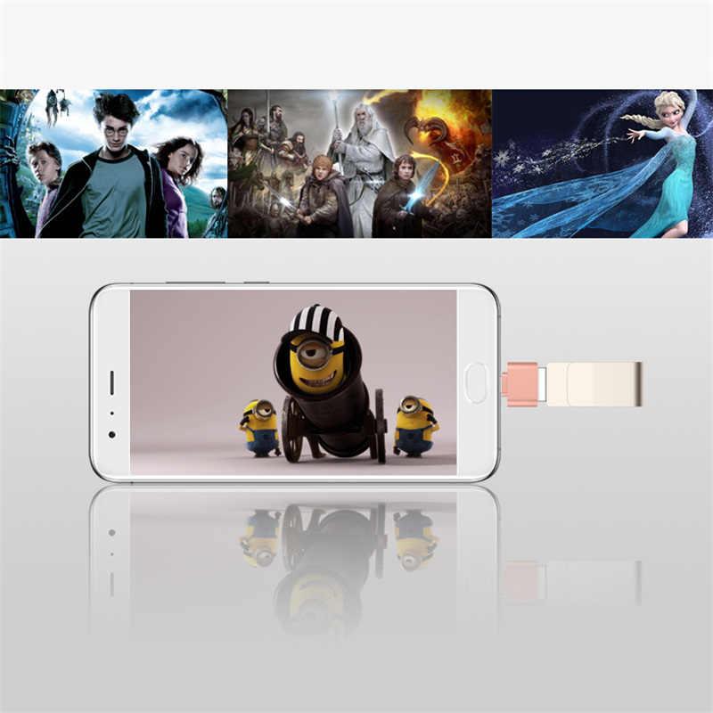 FFFAS Micro USB OTG адаптер OTG кабель конвертер для мобильного телефона игровая пленка USB флэш-накопитель мышь Keyboaed кардридер серебро золото