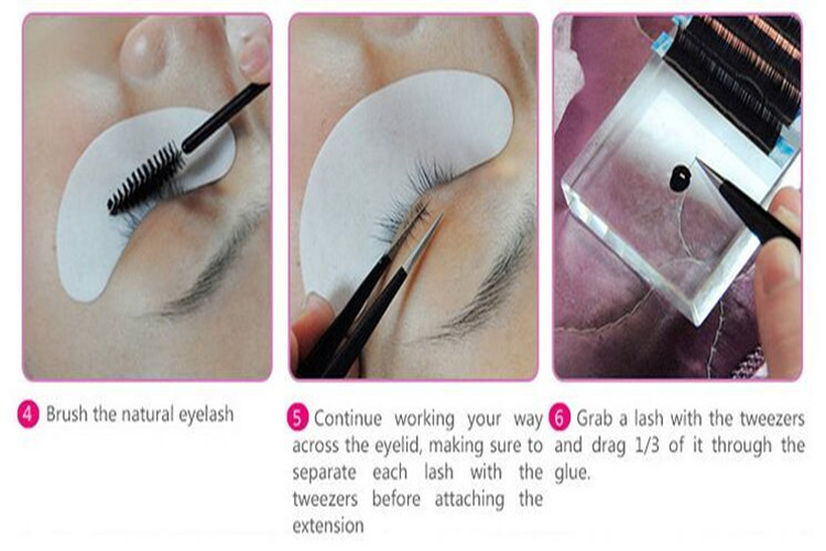 US $13 0 |Aliexpress com : Buy 5 Pcs Cheapest Good Sale Single Eyelash  Extension/ Loose Eyelash Extension from Korea By Free Shipping from  Reliable