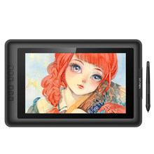 "Xp-pen Artist13.3 13,3 ""IPS dibujo Monitor Pen Tablet Pen con Kit limpio y dibujo guante(China)"