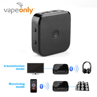Vapeonly 2 in 1 Bluetooth 4.1 Transmitter Receiver Aptx Wireless Stereo Audio Adapter Bluetooth Receiver with 3.5mm Stereo Cable