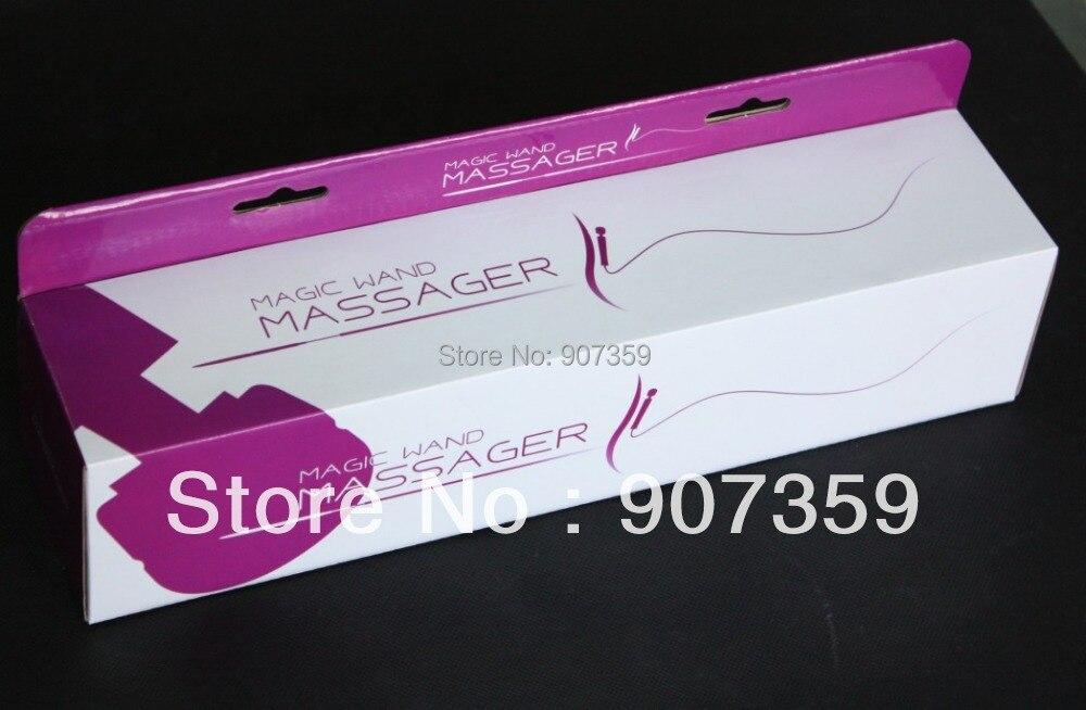 10 Speed Magic Wand Massager ,AV Vibrator,AV Magic Wand HandHeld Massager,Sex Toys for Women 75pcs/lot