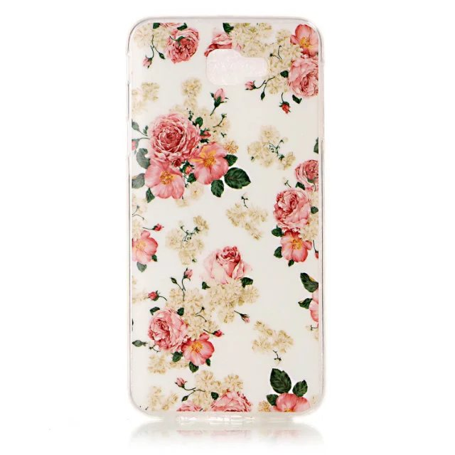 Fashion Painted Soft Gel Cover Case For Samsung Galaxy J1 A5 A7 J2 ON5 G110 G131 G355 G357 G530 J7 Silicone Shell Bag Fundas