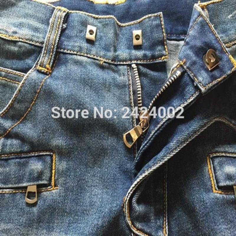 Ανδρικά Balmai τζιν παντελόνι άνδρες - Ανδρικός ρουχισμός - Φωτογραφία 6