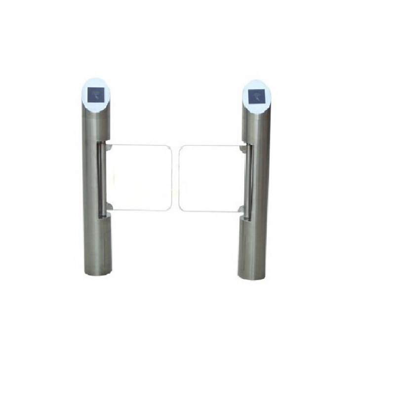 supermarket access control swing barrier automatic speed turnstile gate be made of 304 stainless steel plate turnstile turnstile access control turnstile barrier gate swing turnstile barrier for access control