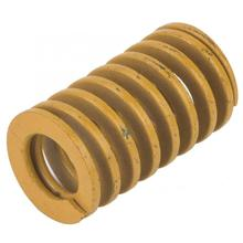 1Pcs High Accuracy Steel Yellow Mold Coil Spring For Stamping Metal Dies tension spring compression spring bar tool футболка print bar coil