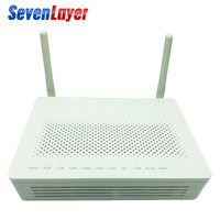 GPON ONU HG8545M ONT termianl with 1GE+3FE+voice+wifi English software