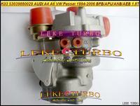 Free Ship K03 53039700029 53039880029 53039880005 53039880025 Turbo Turbocharger For AUDI A4 A6 1.8T Passat B5 BFB AWT AEB 1.8L