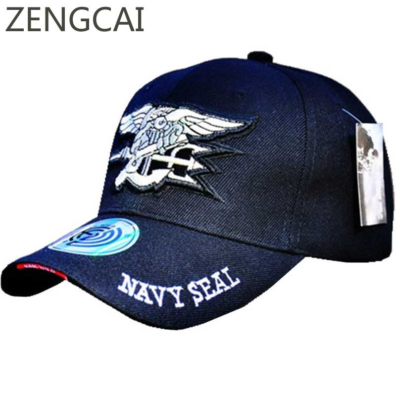 Navy Seals Tactical Trucker Cap Dad Hat Snapback Baseball Caps Men US Army Cotton Hip Hop Fashion Casual Summer Hats Adjustable letter embroidery dad hats hip hop baseball caps snapback trucker cap casual summer women men black hat adjustable korean style