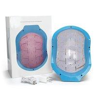 Laser Therapy Hair Growth Helmet Device Laser Anti Hair Loss Promote Hair Regrowth Cap Massage Equipment US EU UK AU Plug