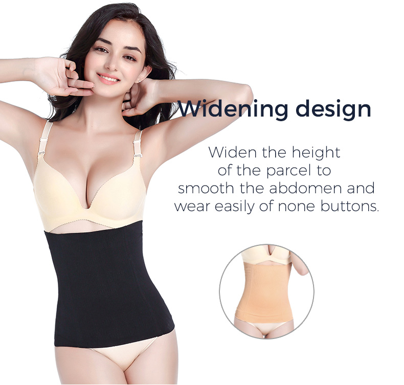b4f2ecdb3178f Waist Trainer Corset Weight Loss Workout Body Shaper Seamless Hip Women  Shapewear Modeling Girdle Slimming Belt Stomach Shapers