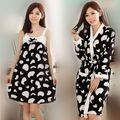 New Flannel Sexy Bathrobe For Women Robe/Gown Sets comfortable casual pajamas homewear Robe Long-sleeved sleepwear free shipping