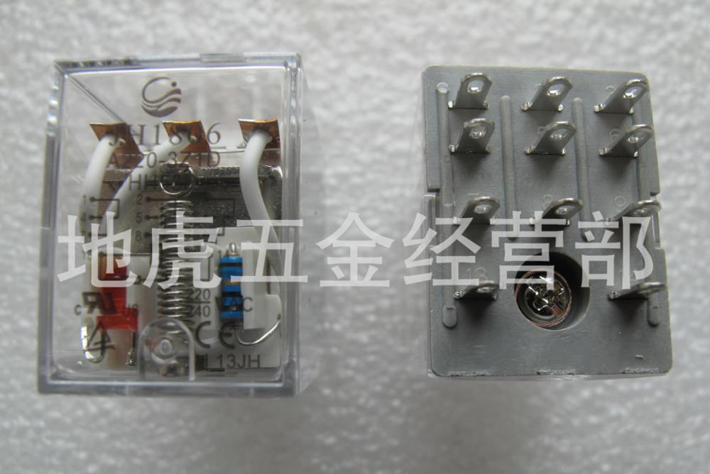 JH1806/A220-3Z1D 11 Foot Intermediate Relay HH53P With Indicator Lamp