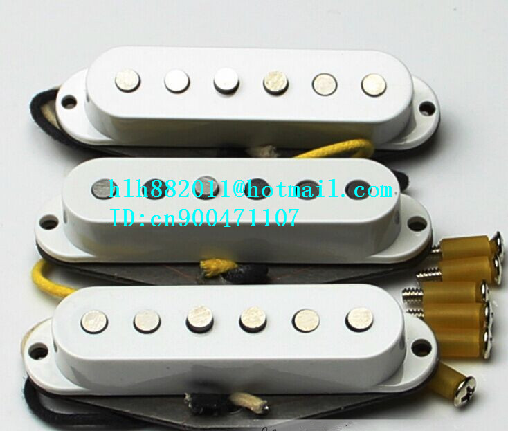 free shipping new  electric guitar pickup in white 3S made in South Korea ART-31 dickens charles the mystery of edwin drood
