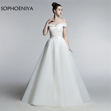 Sophoeniya A-Line Wedding dress 2019 bride dress