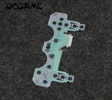 OCGAME SA1Q135A Conductive Filmการทำฟิล์มแป้นพิมพ์Flex CableสำหรับPlaystation 3 PS3 Controller Oemอะไหล่ซ่อม10ชิ้น/ล็อต